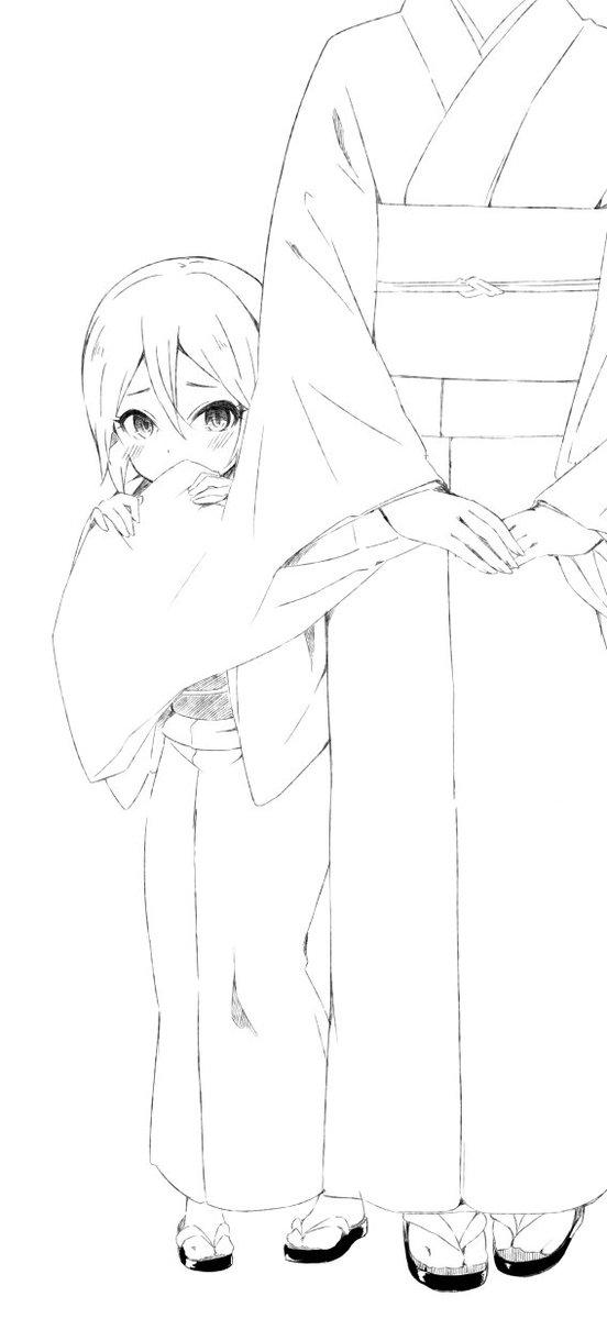 恥ずかしがり屋なしゅーこちゃん(小学4年生)