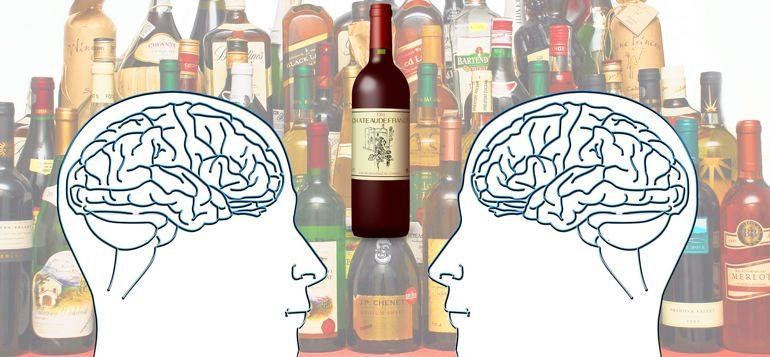дальнейшем картинки алкоголя на мозг ходовой