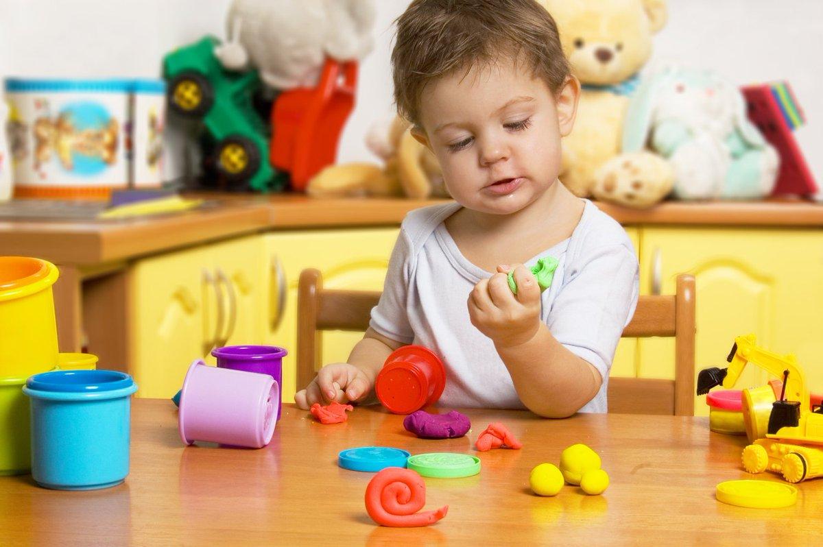 Пластилин игры с ребенком картинки