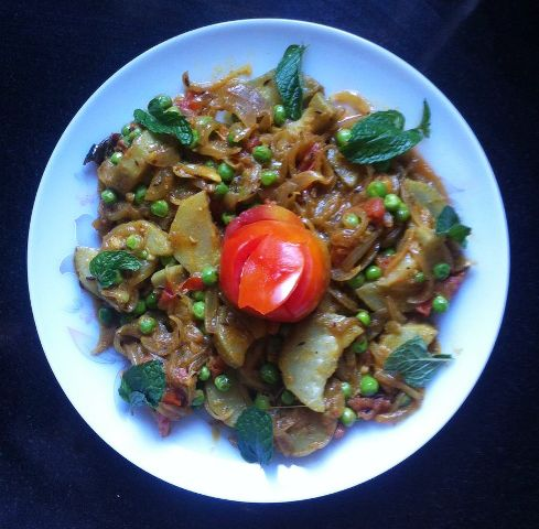 A Squash &amp; Peas Medley for #MeatlessMonday #Recipe @  http:// bit.ly/2EOXTHX  &nbsp;     #delicious #vegetarian #recipes<br>http://pic.twitter.com/Yff6zWxBsw