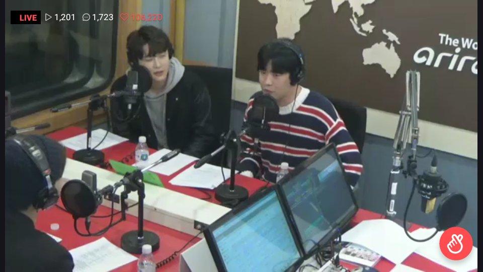 16/04/2018 [V LIVE] Arirang Radio (Super K-Pop / F.CUZ) Da5ItIqUwAAfw9L