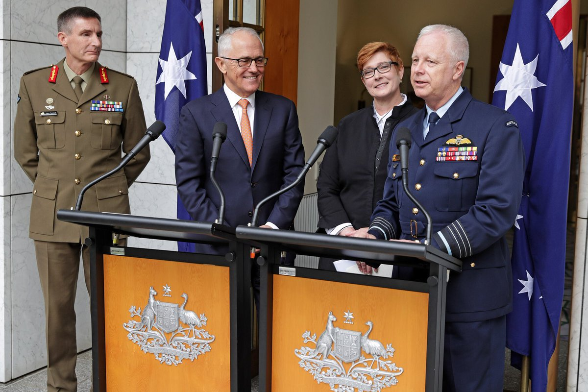 Congratulations to #yourADF's incoming leadership team. The designates will commence their appointments mid-year facebook.com/permalink.php?…