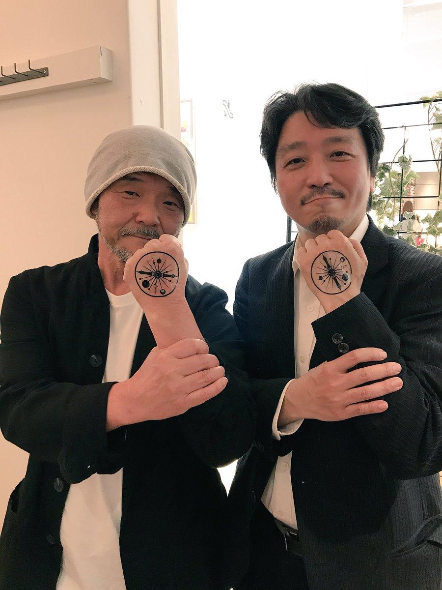 本日開催されたILC Supporters プロモーションイベントに押井監督が登壇しました!
