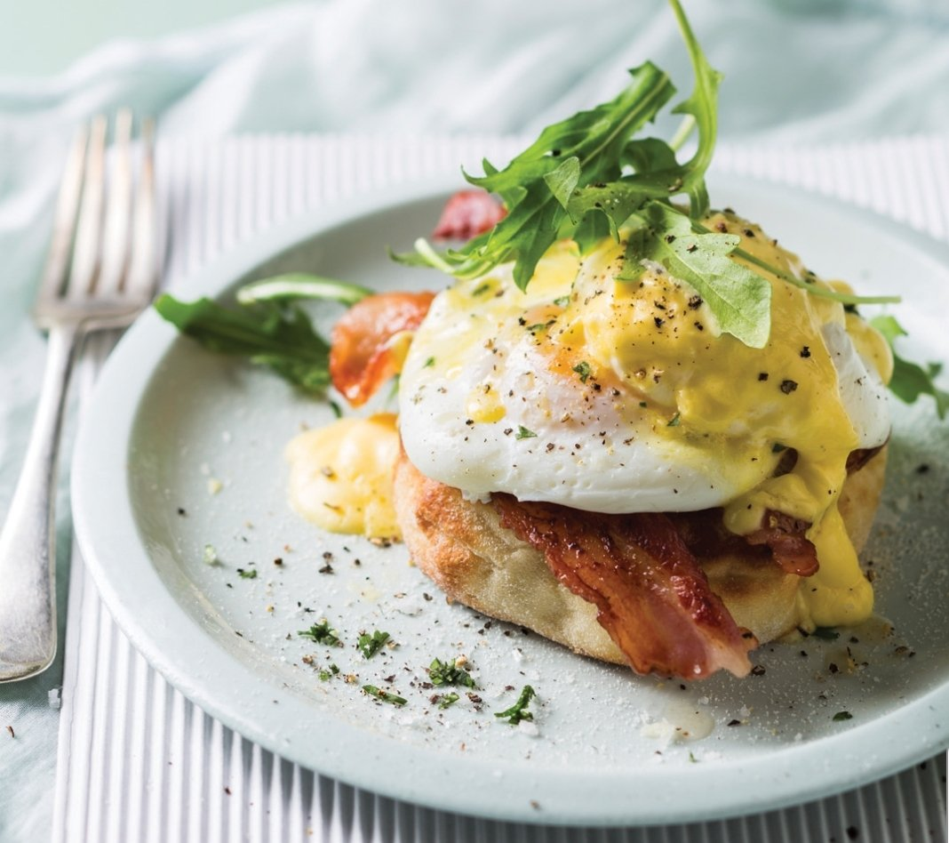 The way I like my eggs in the morning #NationalEggsBenedictDay <br>http://pic.twitter.com/E2uPgxnGHH
