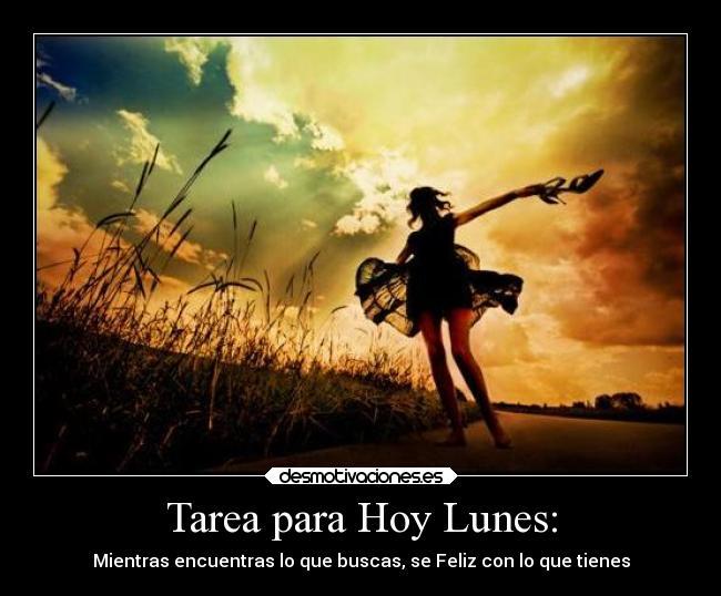 RT @juanchub: Tarea para hoy Lunes...🍀 #Amor_Locura  #FelizLunes https://t.co/j1SPcM3xql