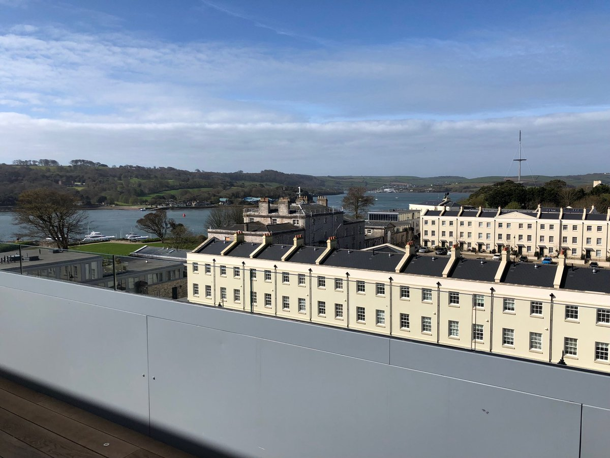 Spring has sprung @MountWise Stunning views 🌞#theplacetoliveinplymouth  Feature Image
