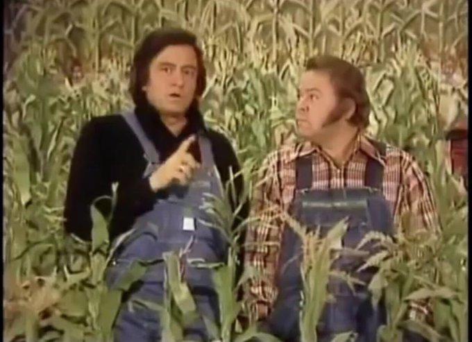 Happy Birthday Roy Clark of Hee Haw country corn ball comedy 1969-1997