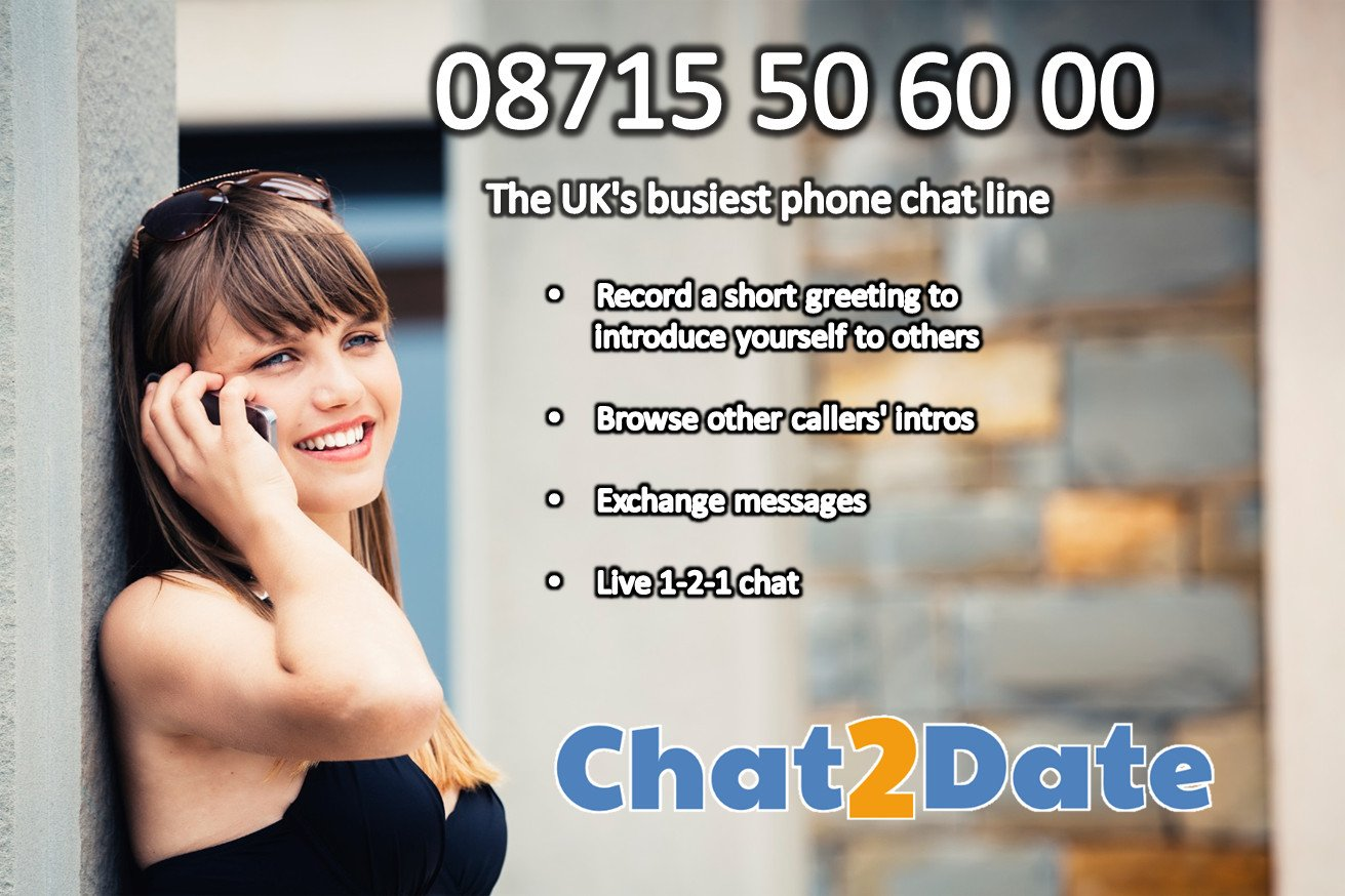 Adult phone chat line