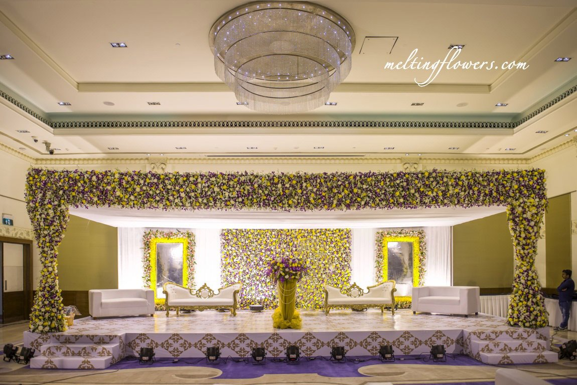 Melting Flowers On Twitter Different Banquet Halls In Bangalore