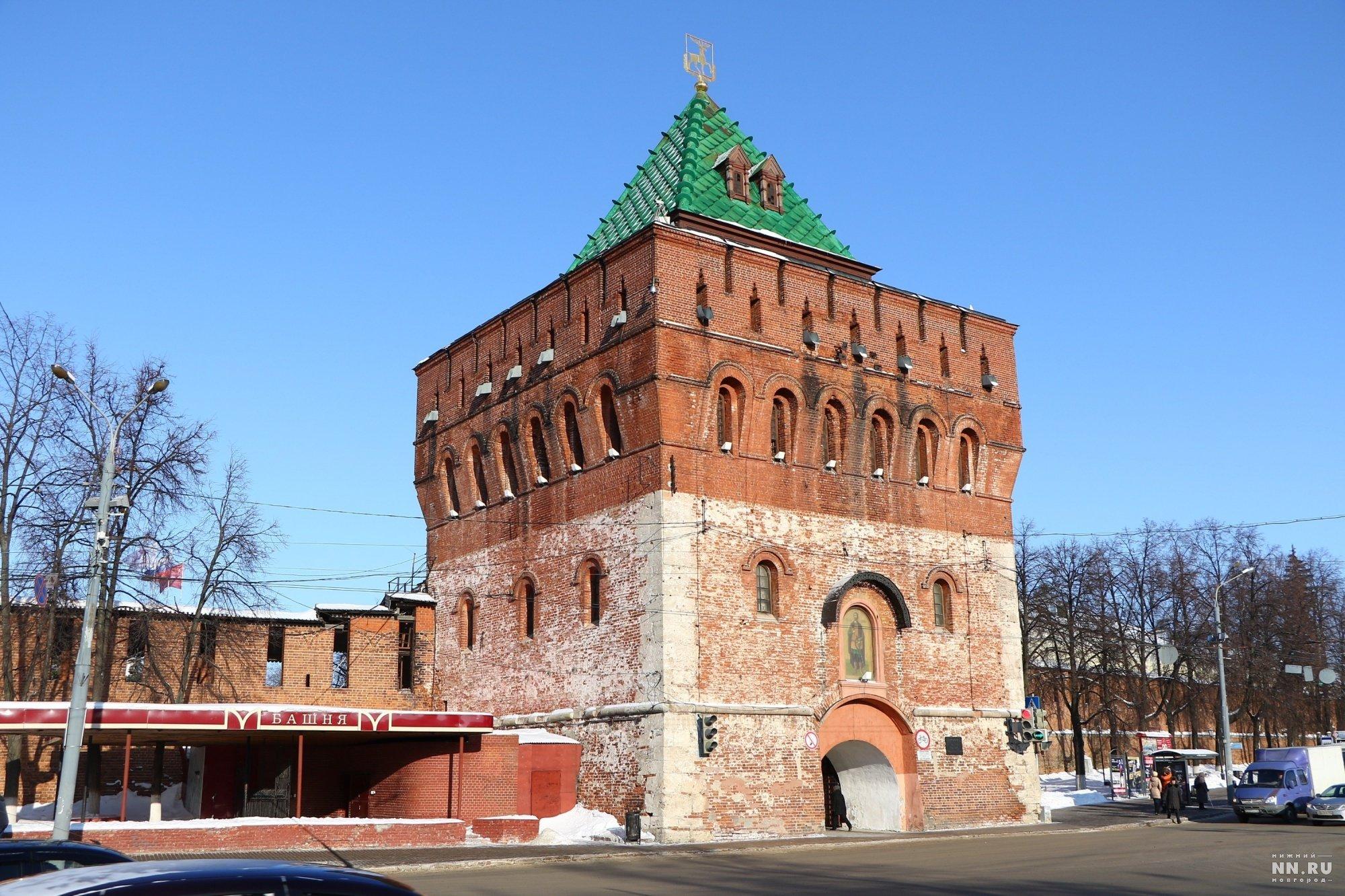 нижегородский кремль картинки процессе поиска
