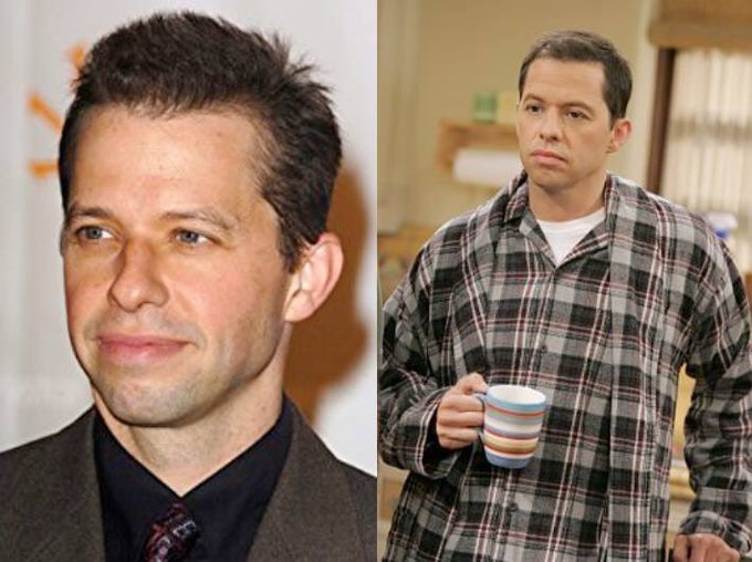 Happy 53rd Birthday to Jon Cryer! The actor who played Alan Harper in Two and a Half Men.