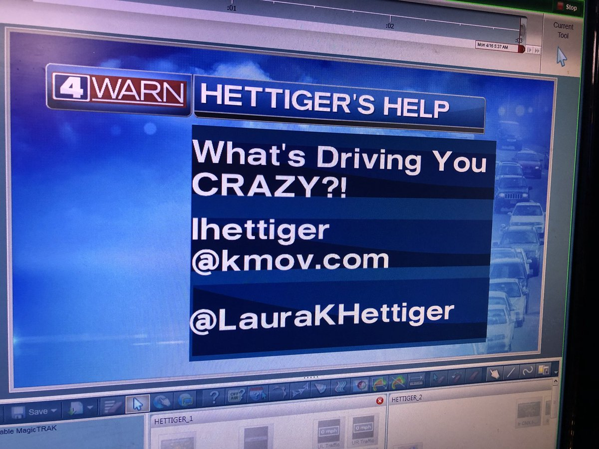 What drives YOU crazy on #STL area roads?! I want to hear from you!! #n4tm @kmov #KMOVTraffic #HettigersHelp<br>http://pic.twitter.com/QgirFGWspA