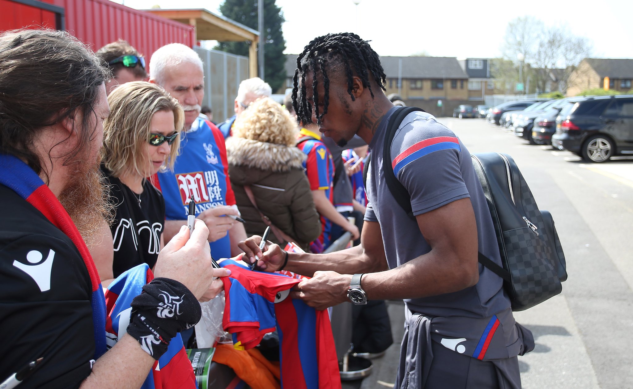 Always appreciate the love and support ���� #CPFCFamily #GodIsGreat https://t.co/hdDCf1MS65