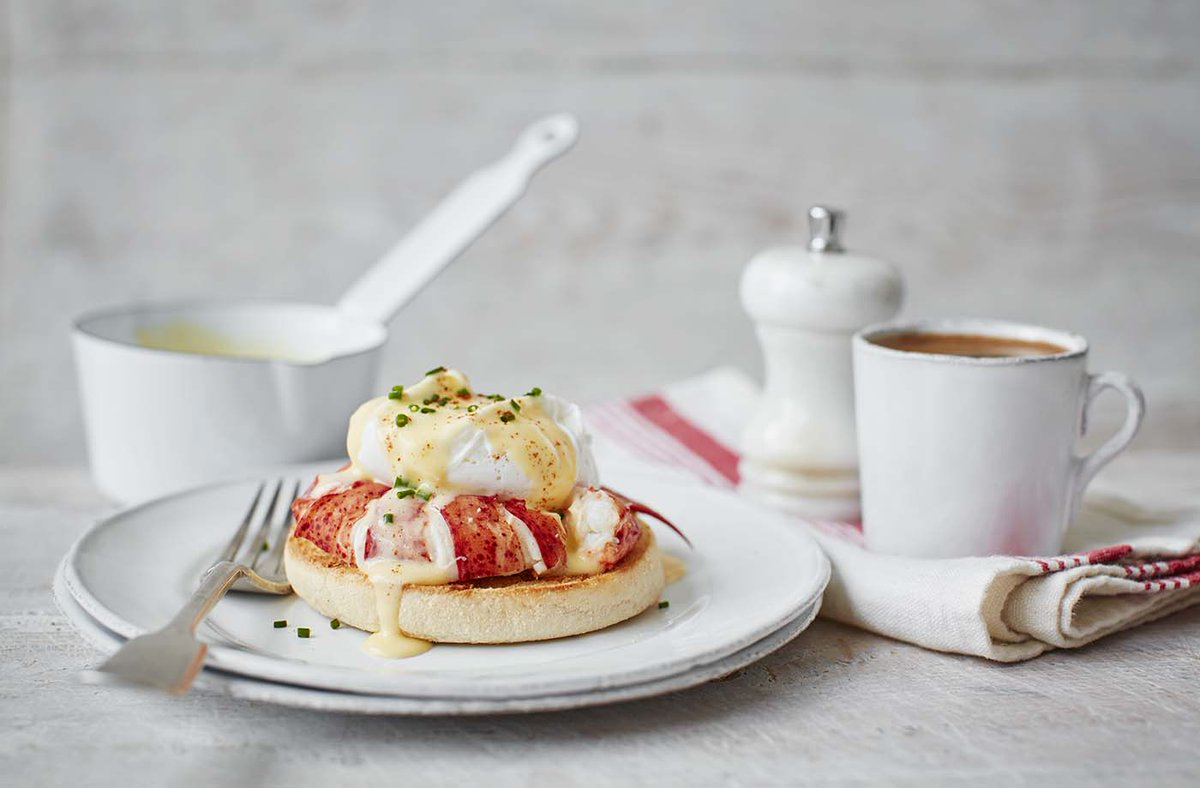 Go decadent for #NationalEggsBenedictDay with our Island Queen Lobster Tails! You NEED this Lobster Eggs Benedict #recipe from Tesco.  https:// bit.ly/2E2ik3x  &nbsp;  <br>http://pic.twitter.com/rqOLNGTT9M