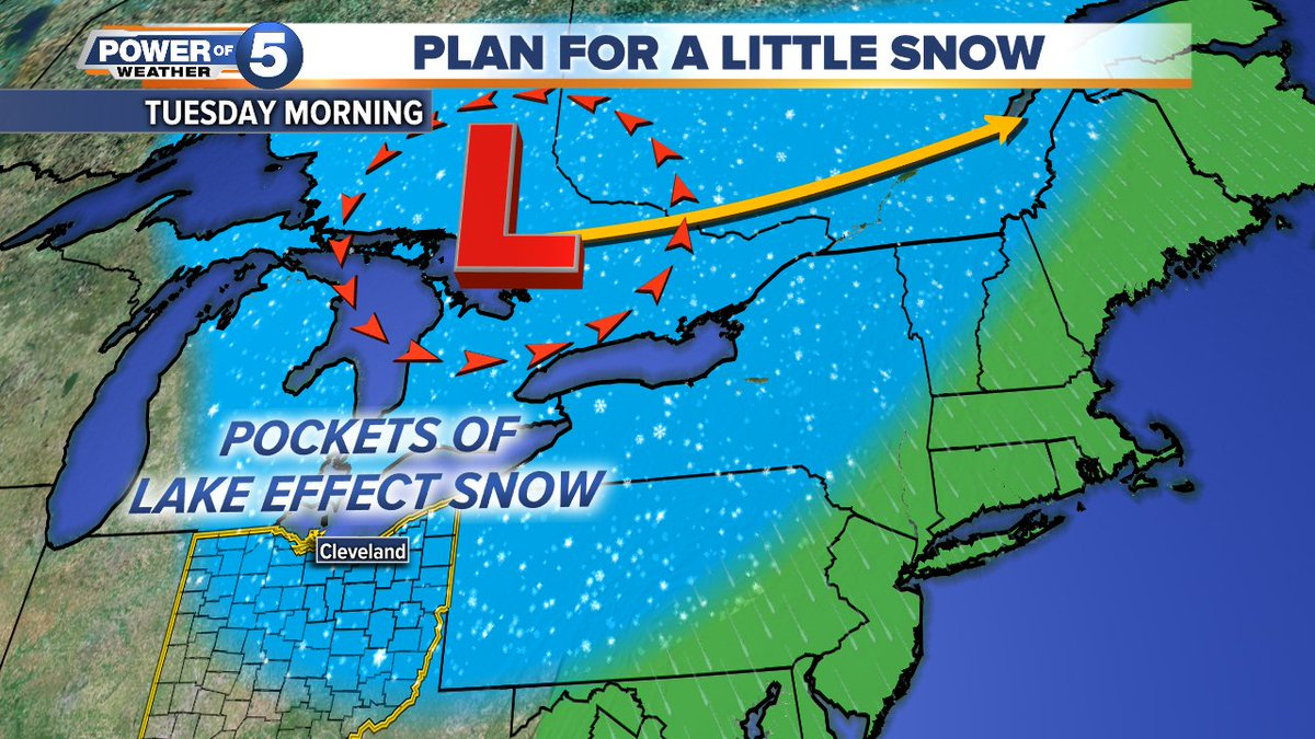 Lake Effect Snow Latest News Breaking Headlines And Top