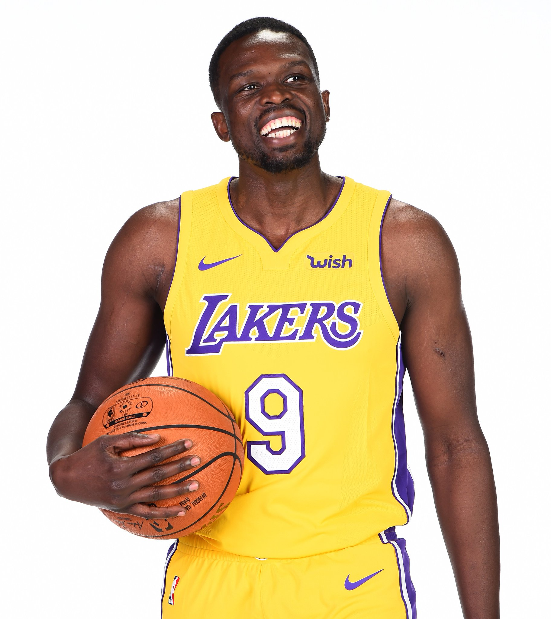 Join us in wishing @LuolDeng9 of the @Lakers a HAPPY 33rd BIRTHDAY!   #NBABDAY #LakeShow https://t.co/2lSLBZu4eP