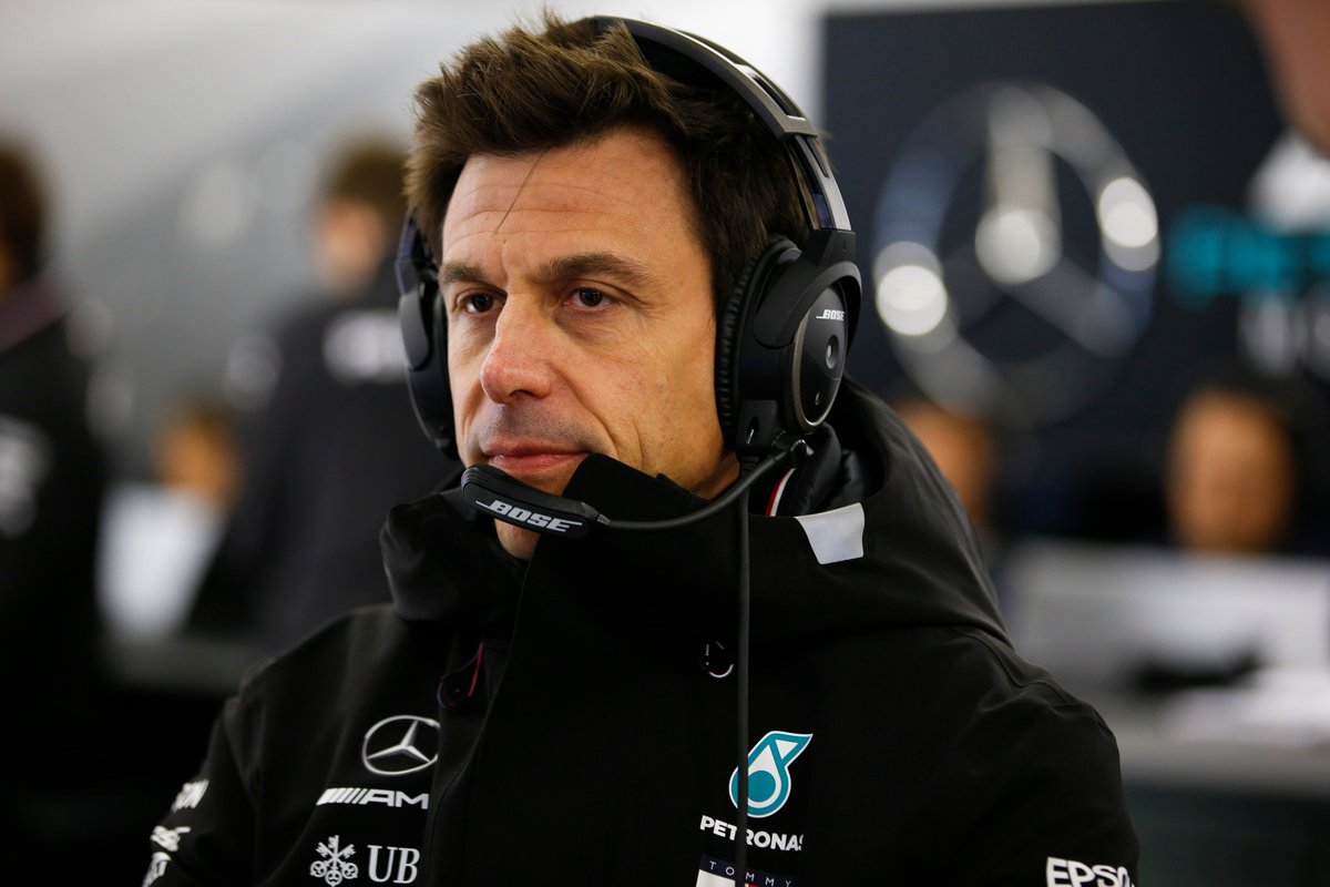 Mercedes-AMG F1's photo on #ChineseGP