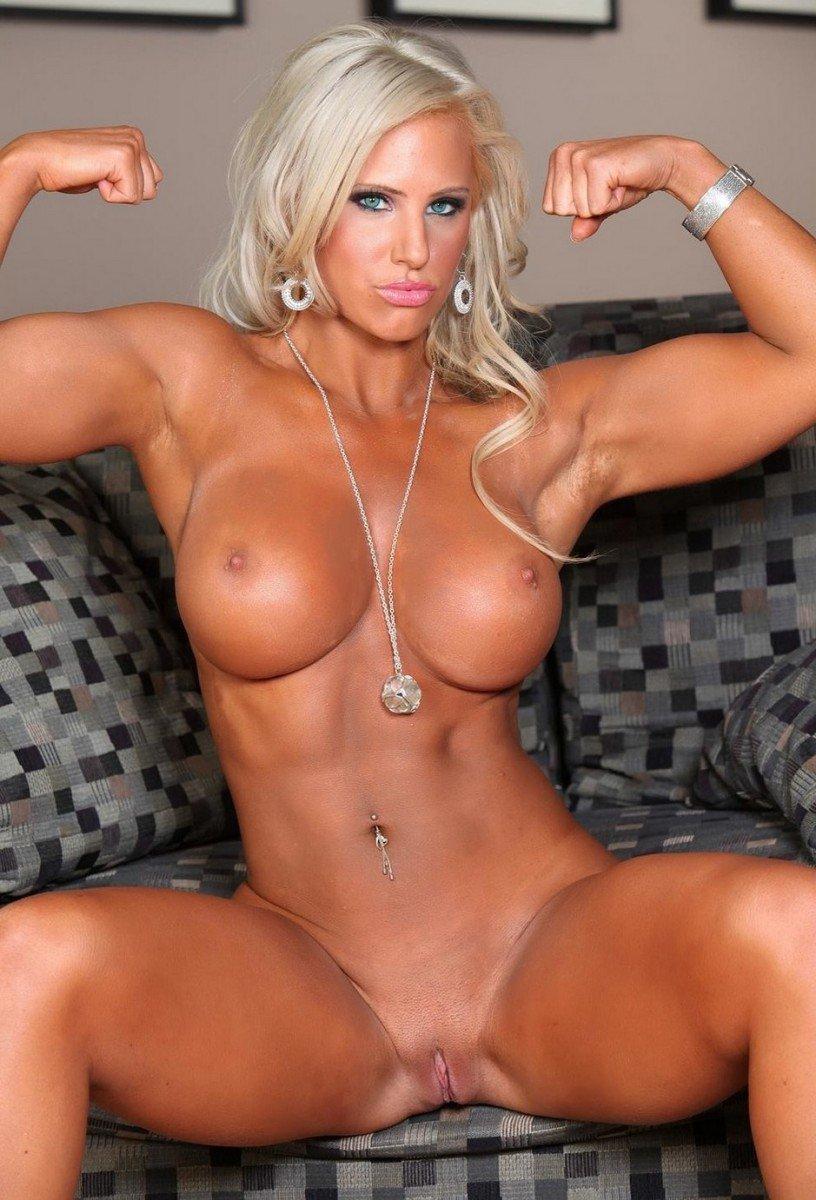 Female bodybuilder pornstars
