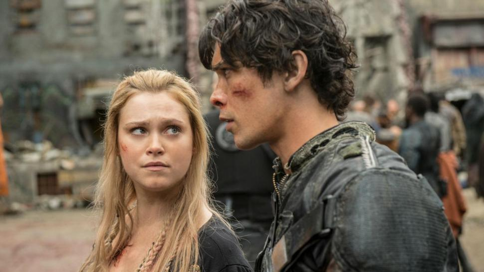 .@WildpipM and @MisElizaJane talk leading the new worlds of @cwthe100 https://t.co/RwxgAzGmWv #The100 https://t.co/maLTjCqLx9