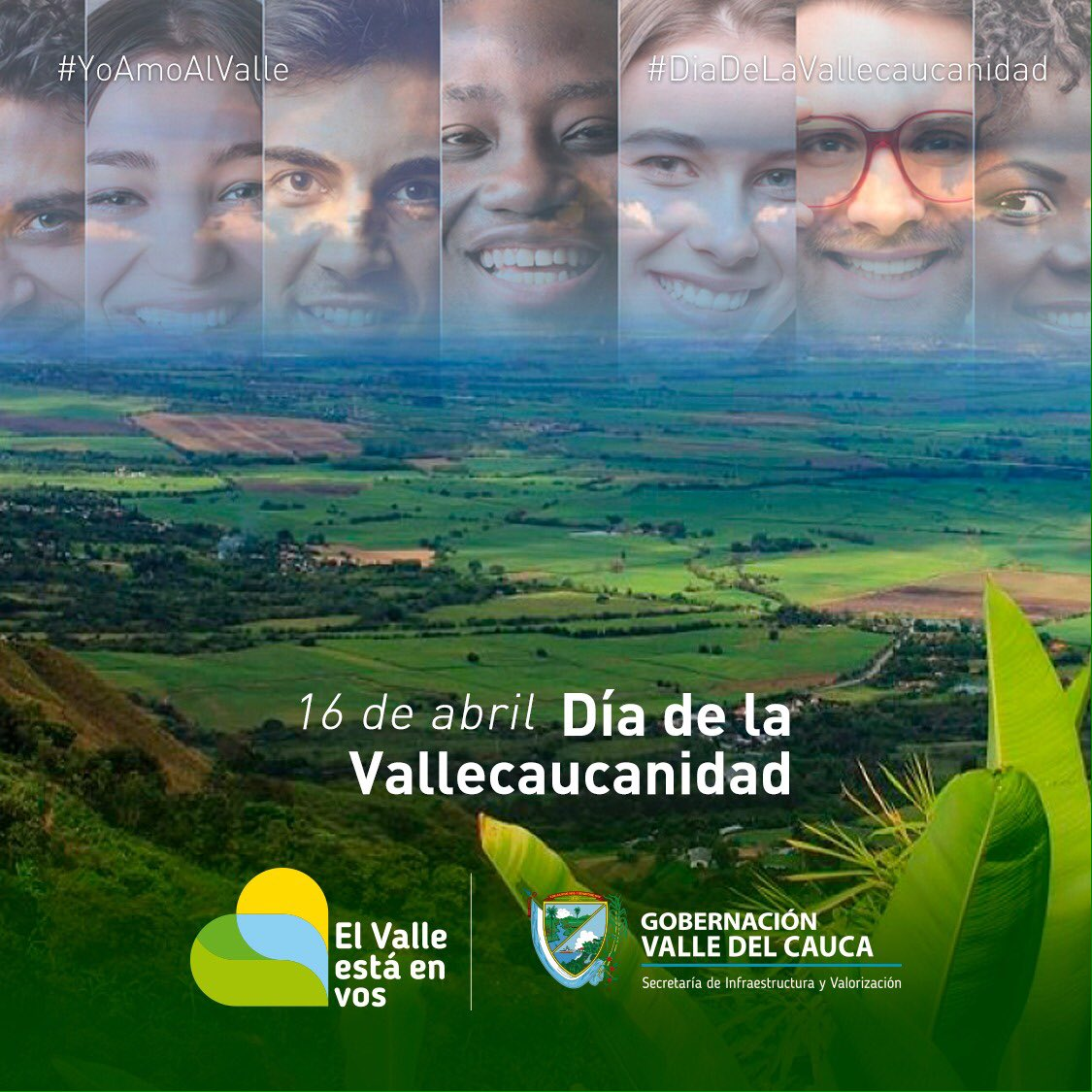 #ElValleEstaEnVos by @alemontoyailus