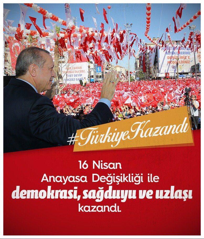 Ahmet ARSLAN's photo on #TürkiyeKazandı