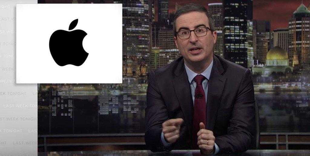 Apple Streem's photo on John Oliver