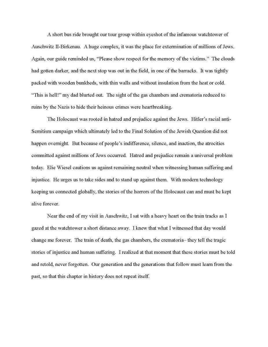 Rabbit Proof Fence Essay  Am   Apr  Mark Twain Essay also Essay About Peace Benedictine Military School On Twitter Congrats To Bc Sophomore  Human Development Essay