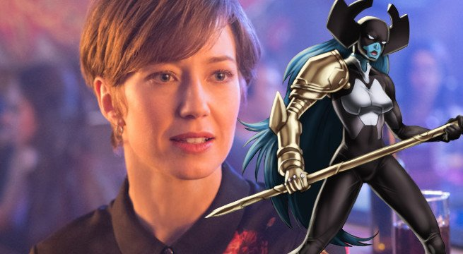 ComicBook NOW!'s photo on Carrie Coon