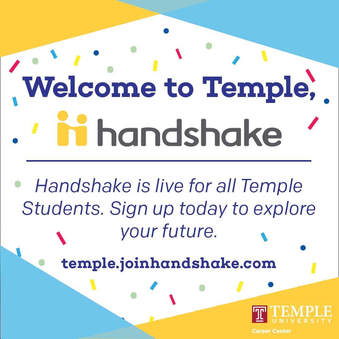 Temple Career Center on Twitter: