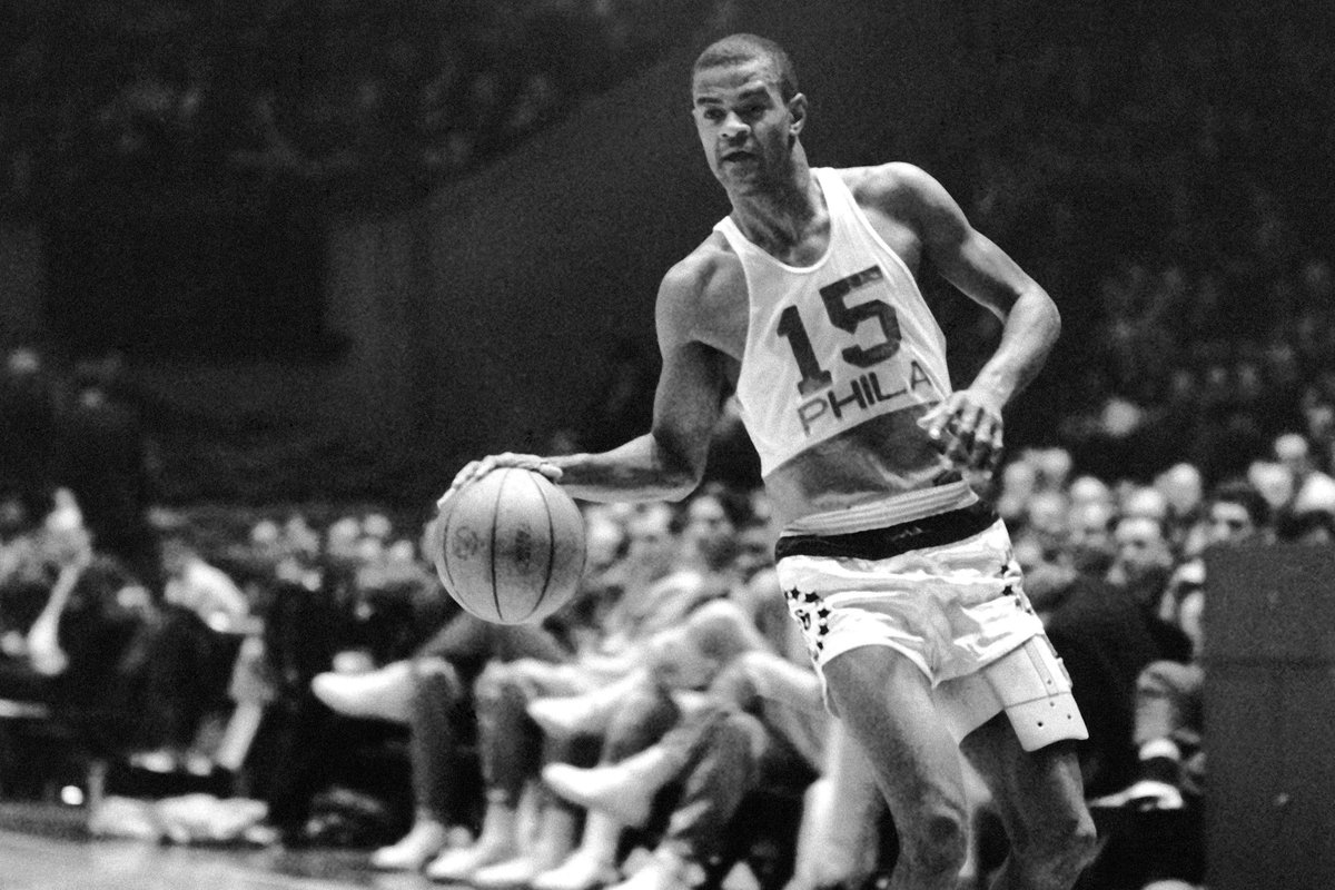 Philadelphia 76ers's photo on Hal Greer