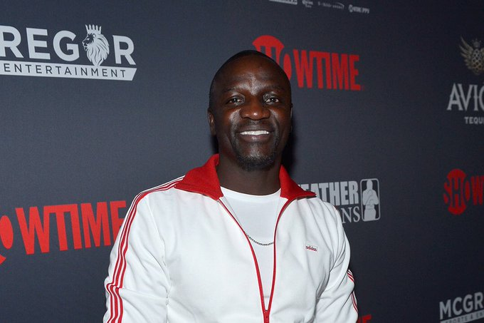 Happy Birthday to the multitalented musician and philanthropist Akon
