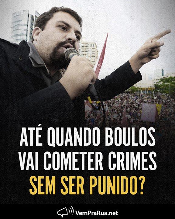 Vem Pra Rua Brasil's photo on Boulos