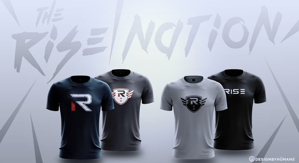 Pick up some Rise Nation apparel from @D...