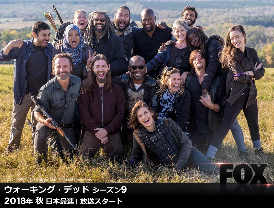 海外ドラマのFOXチャンネル's photo on #ウォーキングデッド