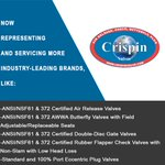 Image for the Tweet beginning: CRISPIN VALVES @WeROLLforH2O Harper Haines