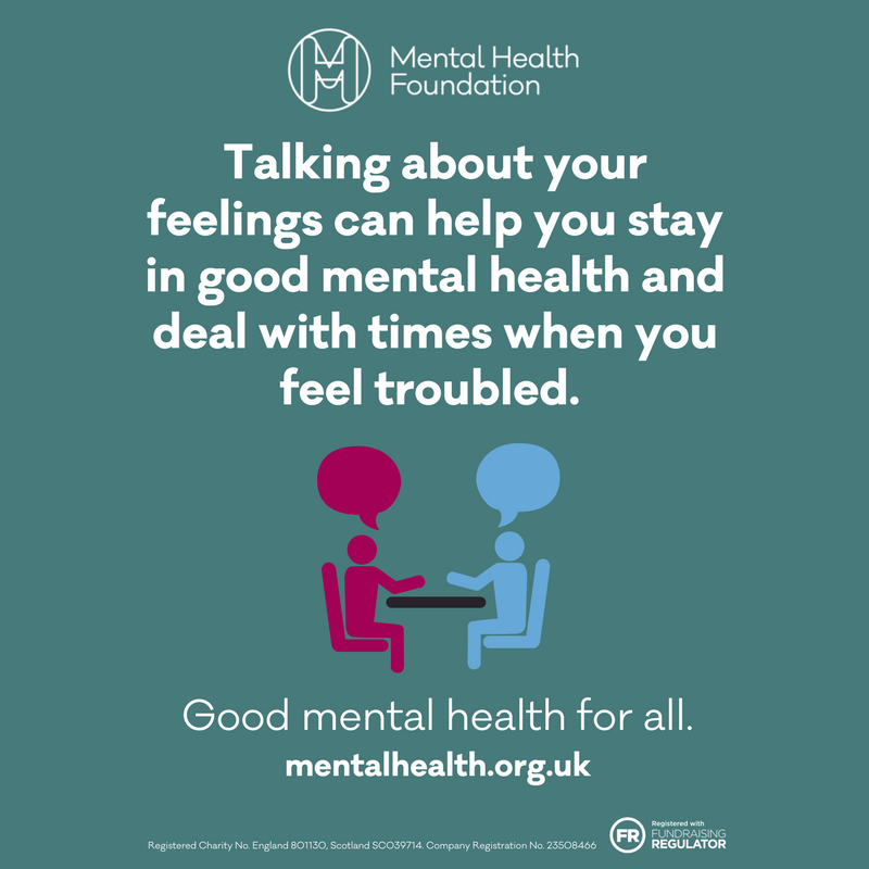 Mental Health Fdn On Twitter Download Our Posters For