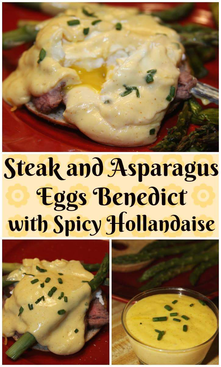 Happy #NationalEggsBenedictDay! Try my husband&#39;s favorite: Steak and Asparagus Eggs Benedict with Spicy Hollandaise. #EggsBenedictDay  http://www. 4theloveoffoodblog.com/2014/05/welcom e-home-steak-and-asparagus-eggs.html &nbsp; … <br>http://pic.twitter.com/pATBmjJU0f