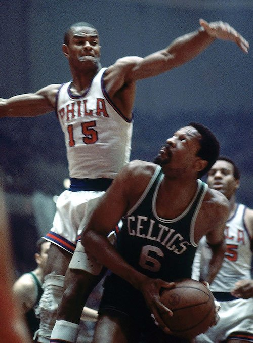 The '60s at 50's photo on Hal Greer