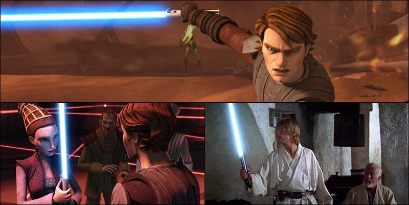 Anakin's Lightsaber's photo on #ICanAlwaysCountOn