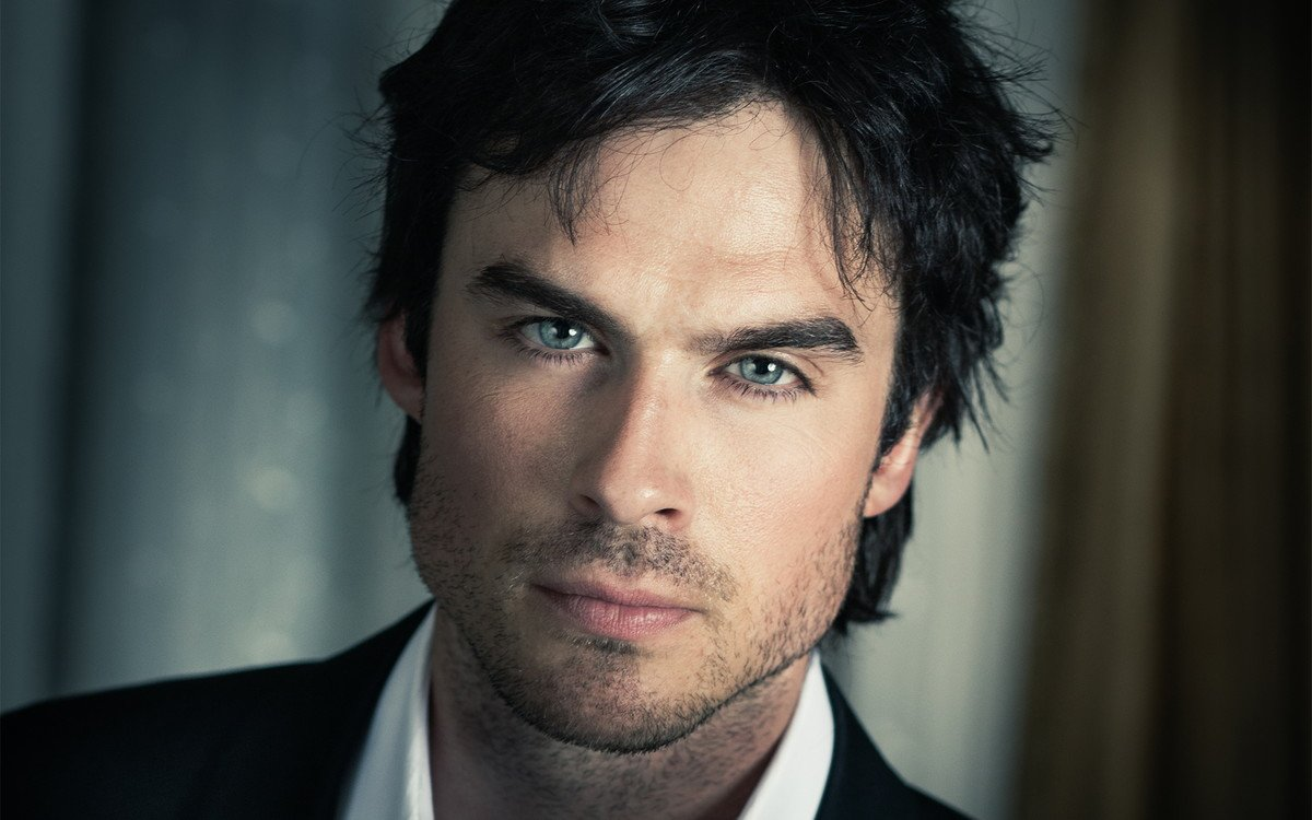 Vampire Diaries BR's photo on Ian Somerhalder