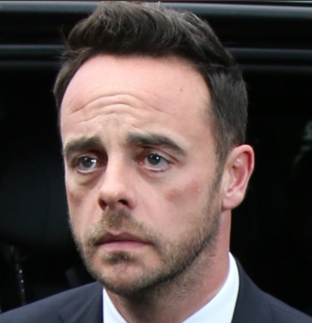 This is the face of someone mortified by a lapse of judgement. Nows the time to let him be, to try and recover from various addictions and heal himself. The press need to stop hounding him and writing stupid articles that help no one. Good luck #AntMcPartlin @antanddec<br>http://pic.twitter.com/EZEO0KLM1V