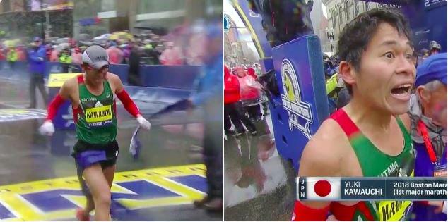 Yuki Kawauchi vince la #BostonMarathon in 2:15:54.  - FestivalFocus