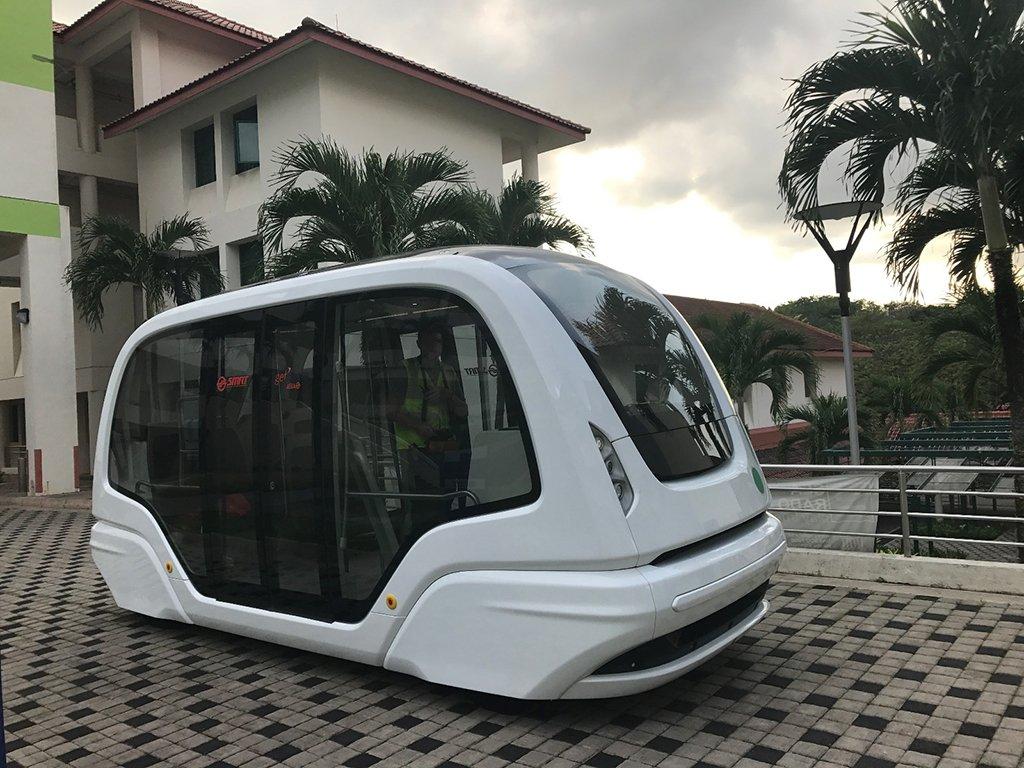test Twitter Media - RT @MetroReportInt: Singapore: University to test GRT autonomous vehicles https://t.co/Fj930dvhNo https://t.co/hhTlhEtmrP