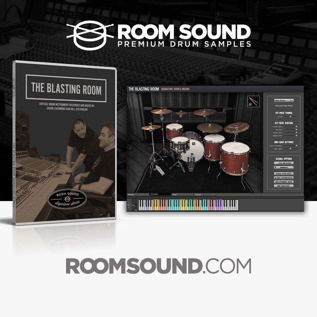 Room Sound on Twitter: