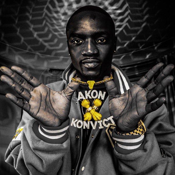 Happy Birthday Akon!