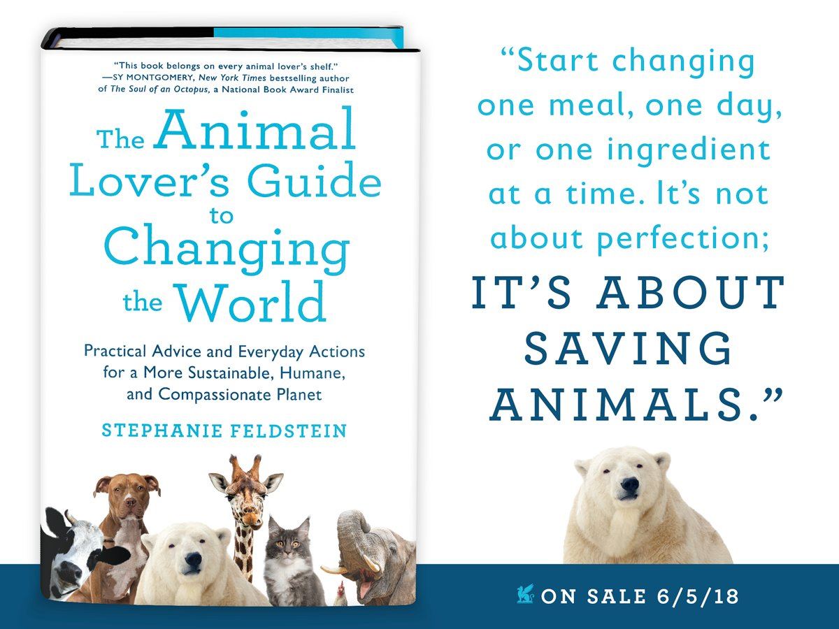 Happy #MeatlessMonday and #VegWeek2018. If you&#39;re not sure how to get started eating less meat, here are some resources to help you out:  http:// stephaniefeldstein.com/resources-for- animal-lovers-meatless-monday-101/ &nbsp; … <br>http://pic.twitter.com/VU2EH76Ap0