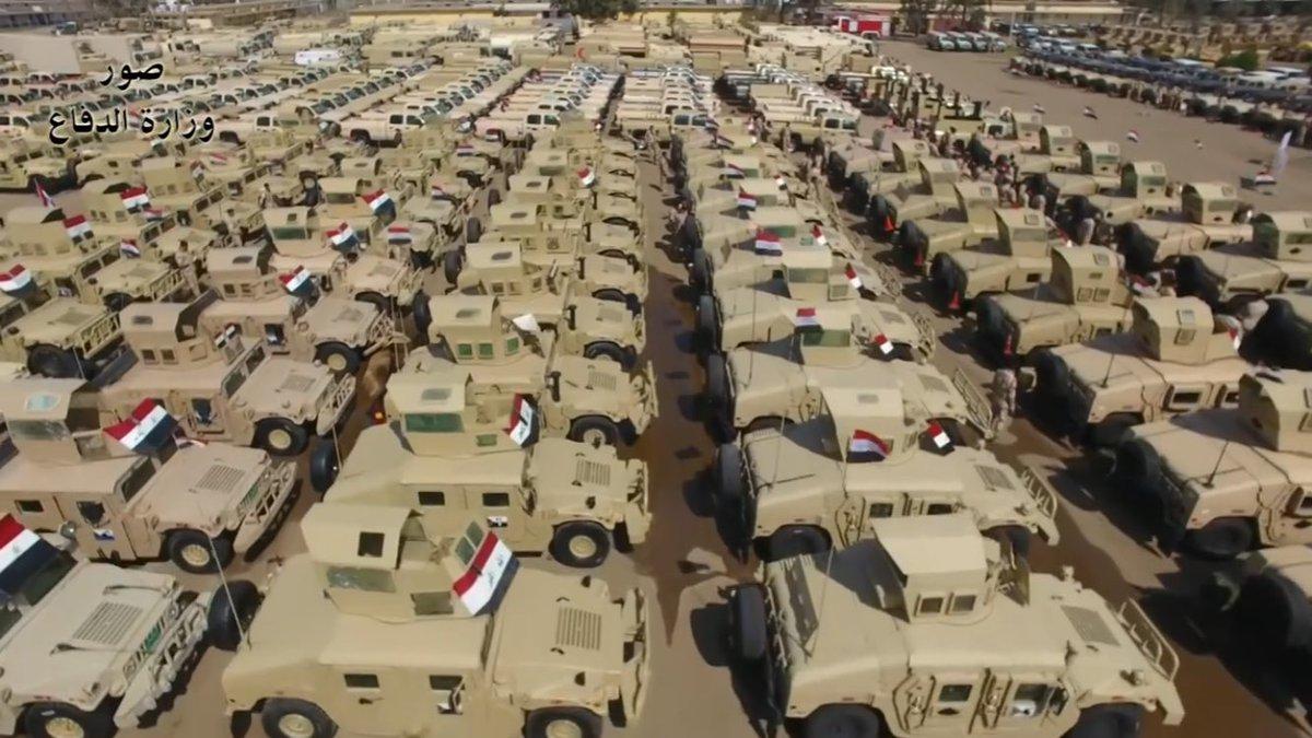 اعاده تأهيل وتصليح معدات واسلحه الجيش العراقي .......متجدد Da6kyn5WkAErcRx