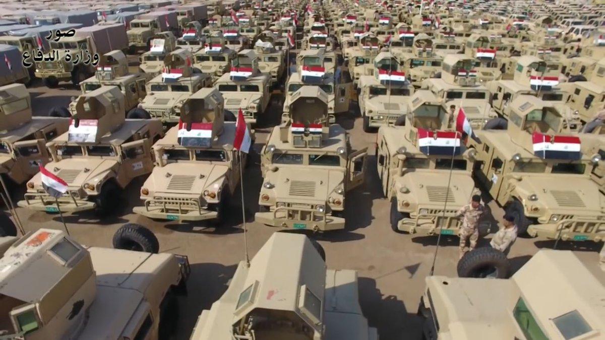 اعاده تأهيل وتصليح معدات واسلحه الجيش العراقي .......متجدد Da6kyoDXcAA0iWx