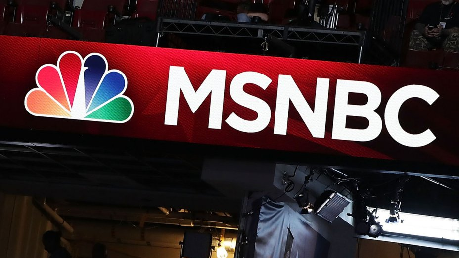 MSNBC drops news ticker https://t.co/Vbbx8W9ipf https://t.co/s0OkoPilaz