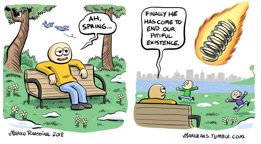 Spring has sprung | Tumblr | Know Your Meme